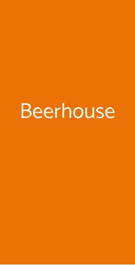 Beerhouse, Casale Monferrato
