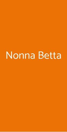Nonna Betta, Roma