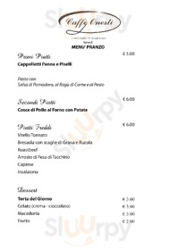 Caffè Onesti, Acqui Terme
