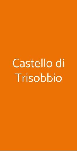 Castello Di Trisobbio, Trisobbio