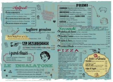 Grazia & Graziella, Roma