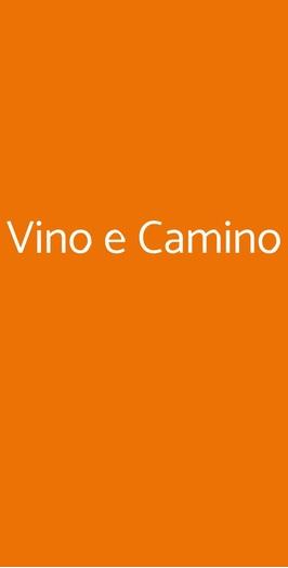 Vino E Camino, Roma
