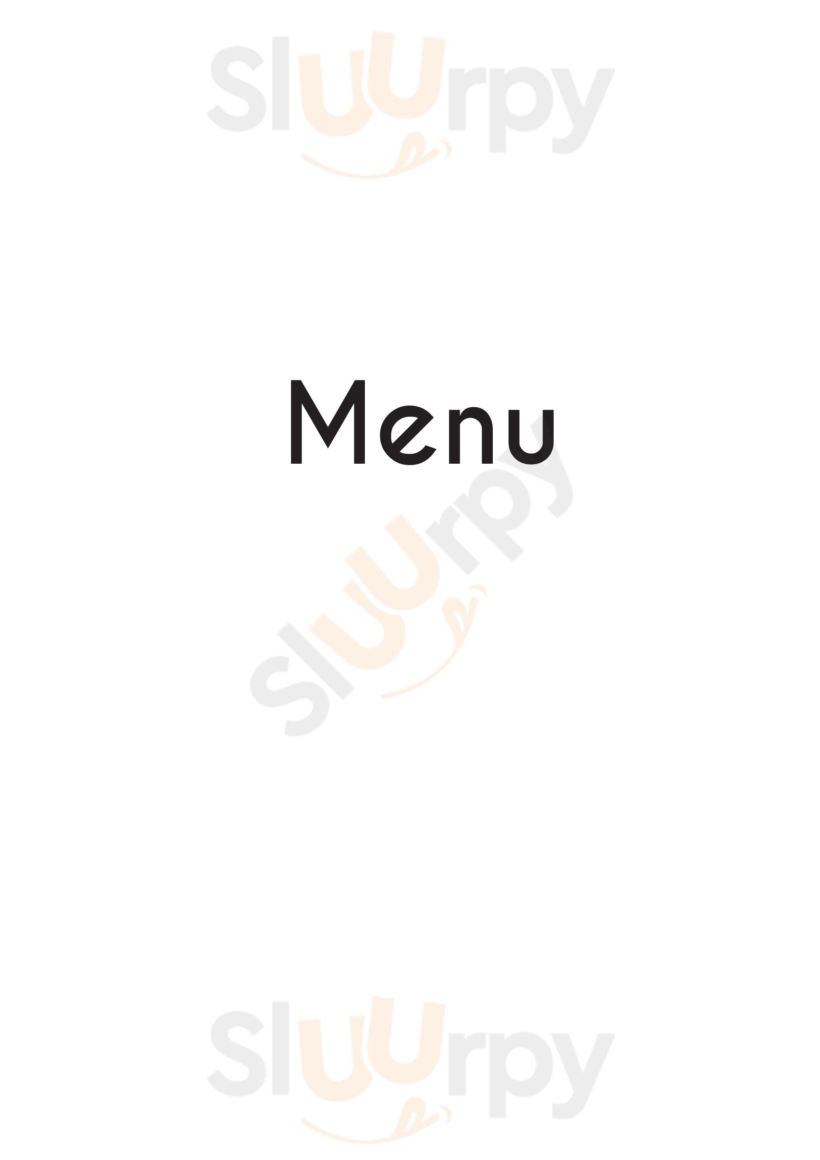 L'Osteria Dell'Orologio Fiumicino menù 1 pagina
