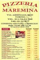 Maremina, Torino