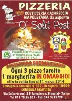 O' Solit Post, Torino