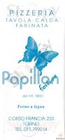 Papillon, Torino
