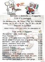Pizza, Torino