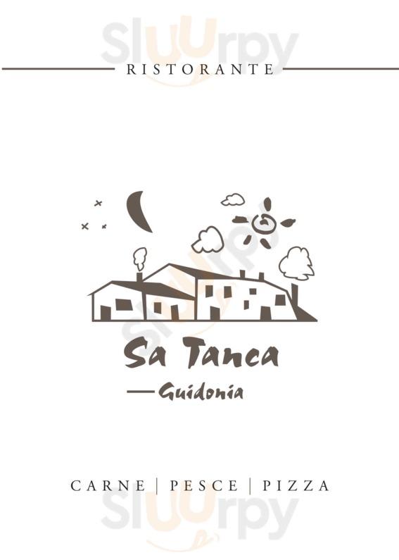 Menu Satanca Guidonia