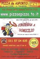Pizza & Pizza, Torino