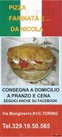 Pizza Farinata E..., Torino