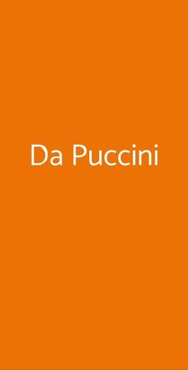 Da Puccini, Milano