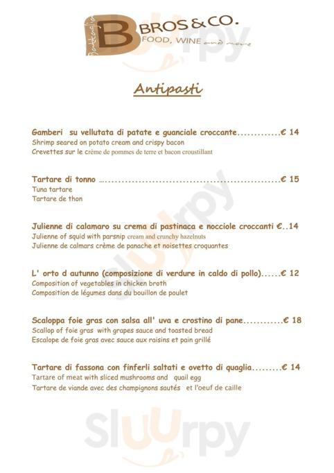 B.bros & Co., Sanremo