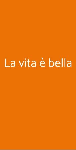 La Vita è Bella, Sanremo