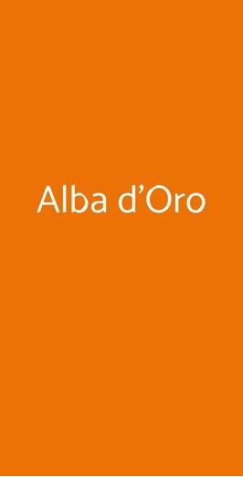 Alba D'oro, Milano