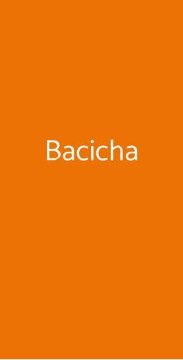 Bacicha, Milano
