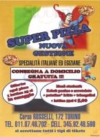 Super Pizza, Torino