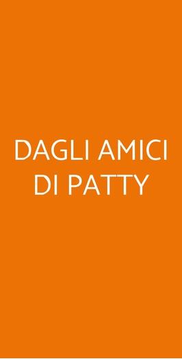 Dagli Amici Di Patty, Milano