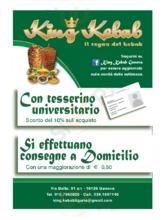 King Kebab, Genova