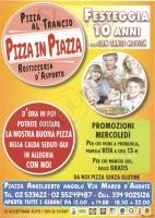 Pizza In Piazza, Milano