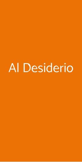 Al Desiderio, Milano
