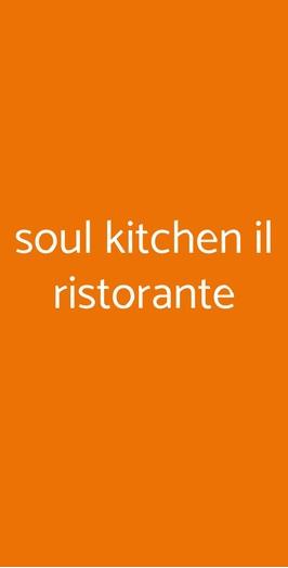 Soul Kitchen Il Ristorante, Genova