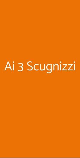 Ai 3 Scugnizzi, Milano