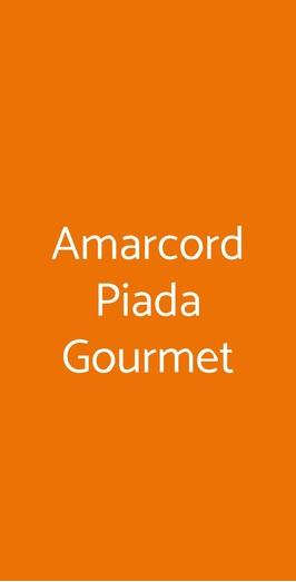 Amarcord Piada Gourmet, Milano