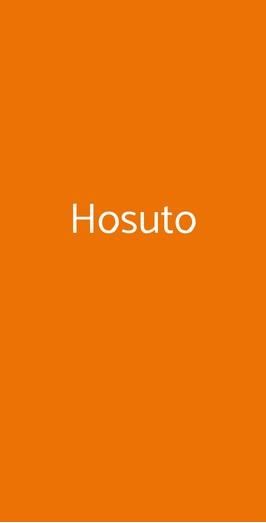 Hosuto, Genova