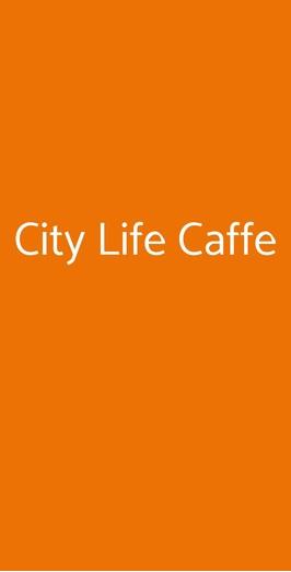 City Life Caffe a Milano - Menù, prezzi, recensioni del ...