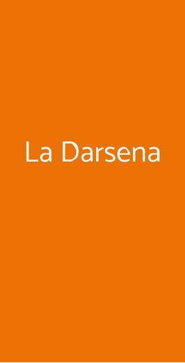 La Darsena Ristorante Pizzeria Como, Como