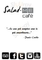 Menu Salad Me Cafe'