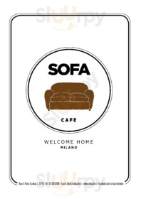 Menu Sofa Cafe