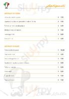 Menu Ciccio Matto - Ristorante Griglieria Pizzeria