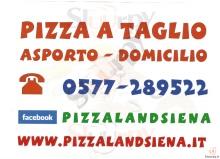 Pizzaland, Siena
