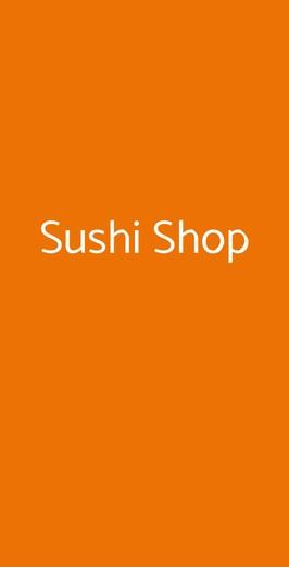 Sushi Shop, Milano