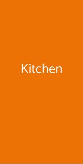 Kitchen, Como