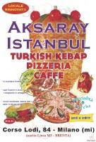 Aksaray Istanbul, Milano
