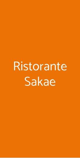 Ristorante Sakae, Milano