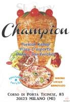 Champion, Milano