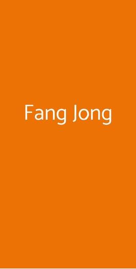 Fang Jong, Milano