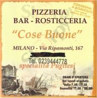 Cose Buone, Milano