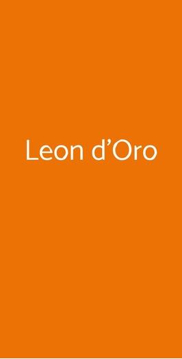 Leon D'oro, Milano