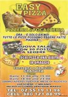 Easy Pizza, Milano