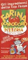 Farina E Pomodoro, Milano