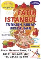 Fatih Istanbul, Milano