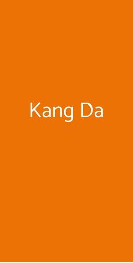 Kang Da, Cinisello Balsamo