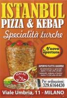 Istanbul Pizza & Kebap, Milano