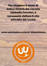 Antica Osteria Del Cerreto, Abbadia Cerreto