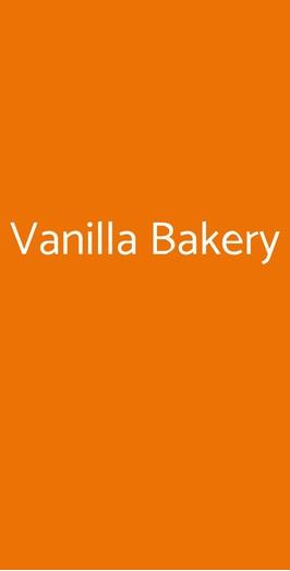 Vanilla Bakery, Milano