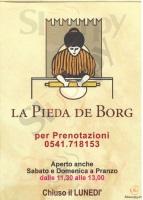 La Pieda De Borg, Rimini